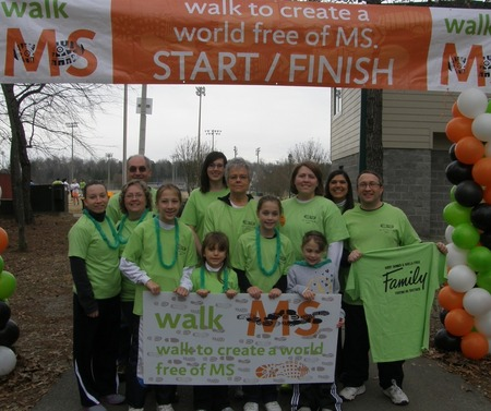 Family, Fighting Ms Together T-Shirt Photo