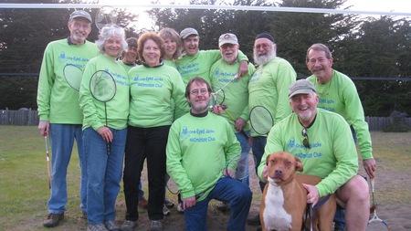 The Mendonoma Team T-Shirt Photo