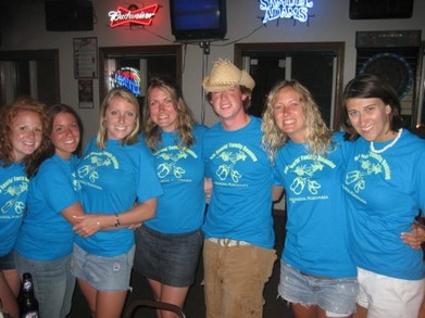3rd Annual Rip Roarin' Family Reunion T-Shirt Photo