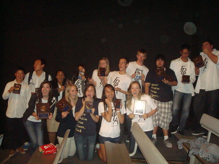 West Ranch Fbla Wins In Custom Ink Tees! T-Shirt Photo