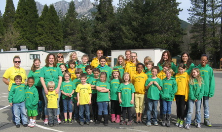 Castle Rock Rocks! T-Shirt Photo