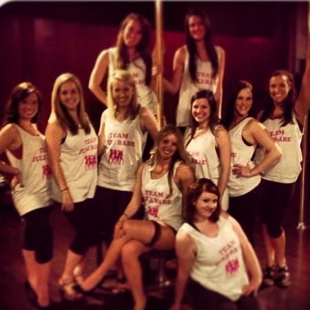 Team Julz Babe T-Shirt Photo