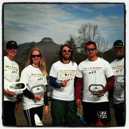 Lapper's Delight 24 Running Race T-Shirt Photo