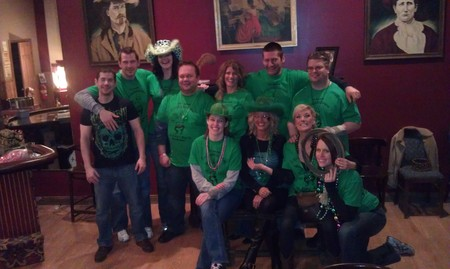 Lannerpalooza 6  St. Pattys In Deadwood T-Shirt Photo