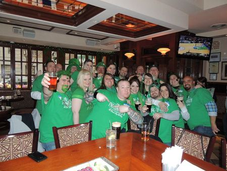 2013 Fng Connolly's St. Patrick's Day Pub Crawl T-Shirt Photo