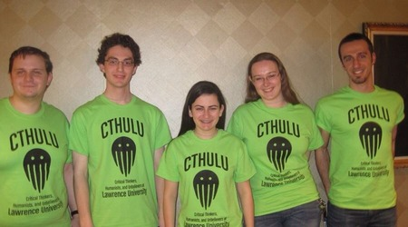 Cthulu!! T-Shirt Photo