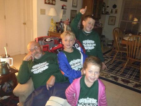 Sahrnanigan Kids T-Shirt Photo