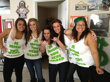 St Pattys Day Fun! T-Shirt Photo