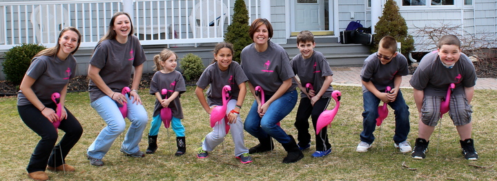 Flocking For A Cure T-Shirt Photo