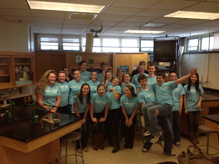 Mearkat Chem 2013 T-Shirt Photo
