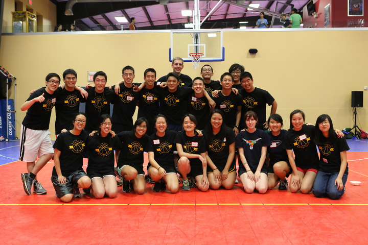 Special K Basketball Team Picture T-Shirt Photo