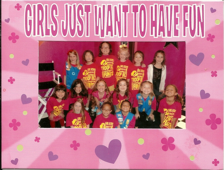 Girls Just Want To Have Fun T-Shirt Photo