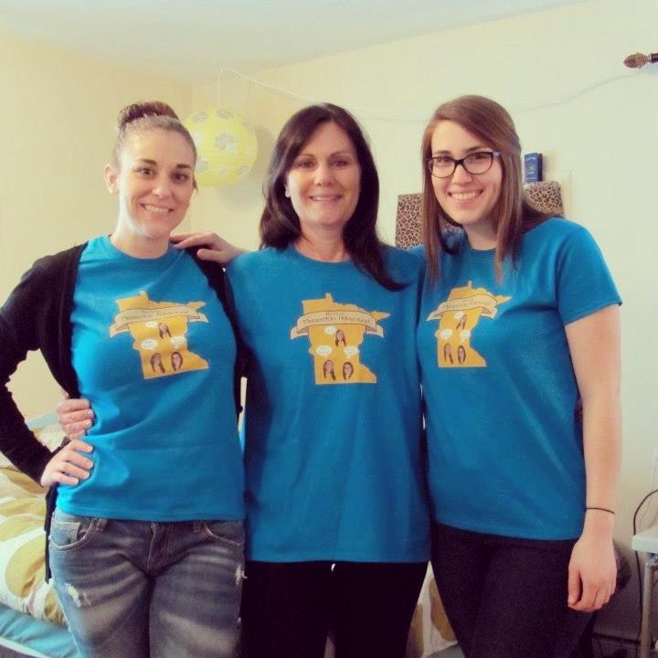 17950cc57 Custom T-Shirts for The Great Minnesotan Adventure! - Shirt Design Ideas