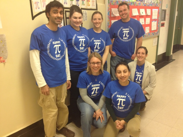 Pi Day 2013! T-Shirt Photo