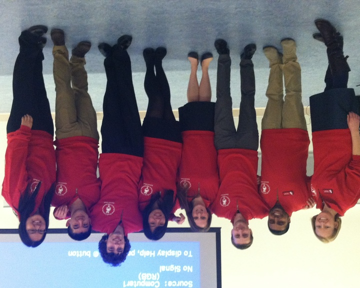 Stony Brook Rha Loves Their New Sweatshirts! T-Shirt Photo