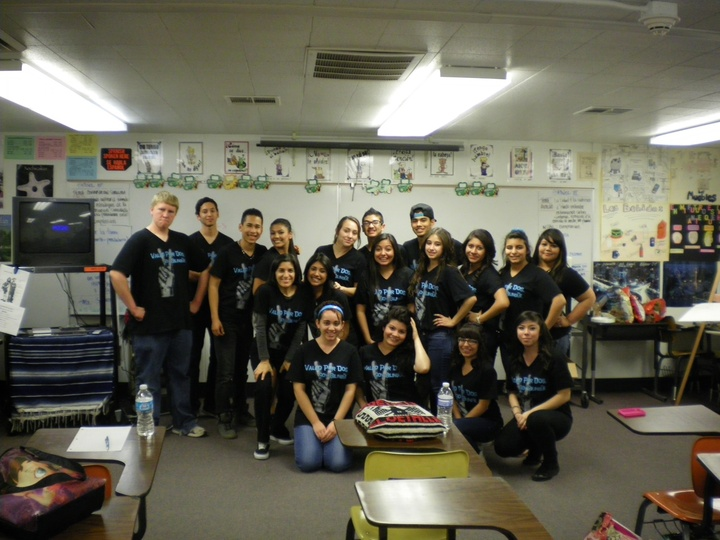 Spanish Ap Class Dobson High School T-Shirt Photo