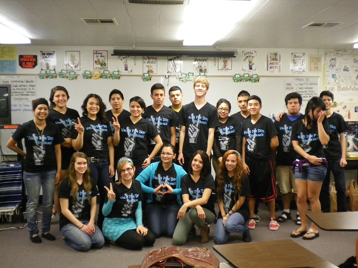 Ap Spanish Class Dobson High School T-Shirt Photo