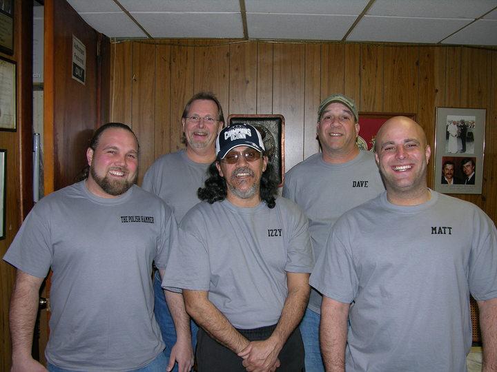 Nice Spare Bowling Team T-Shirt Photo