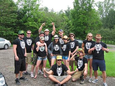 Kentucky Derby 2007 T-Shirt Photo