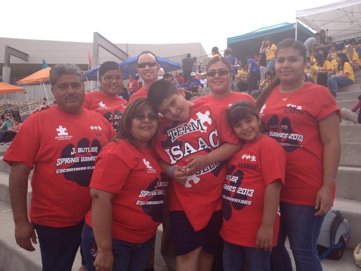 Special Olympics 2013 T-Shirt Photo