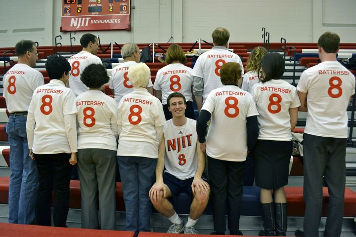 We Are All Behind You Doug! T-Shirt Photo