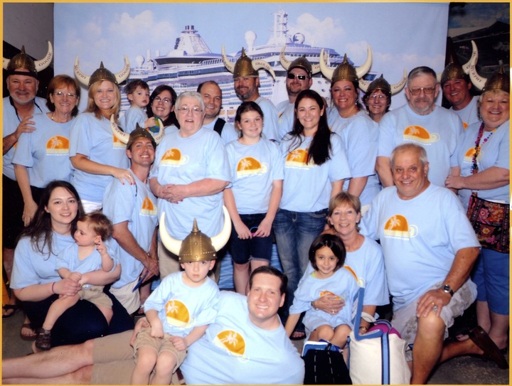 2013 Friends And Family Cruise T-Shirt Photo