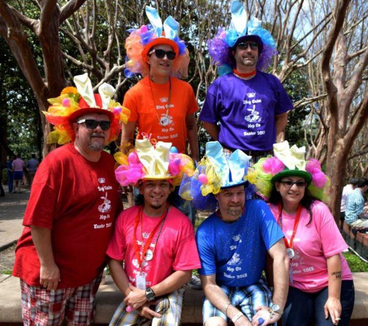 Fun Time At Bunnies On The Bayou 34 2013  T-Shirt Photo