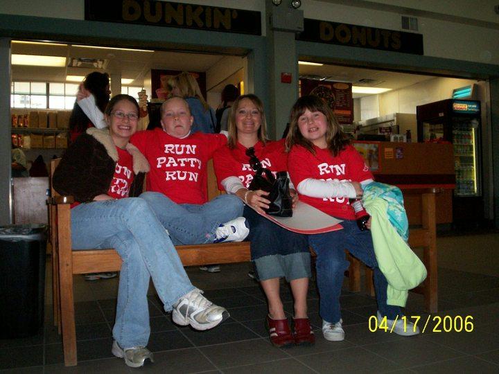 2006 Boston Marathon T-Shirt Photo