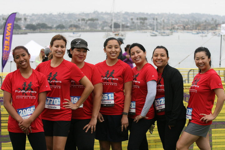 Fun Runners Diva Dash T-Shirt Photo