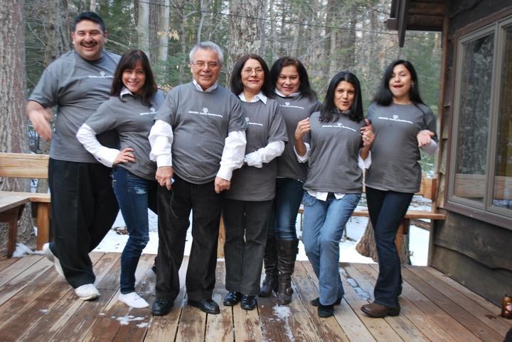 Molina Reunion T-Shirt Photo