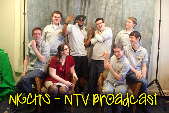 Ntv News Crew T-Shirt Photo