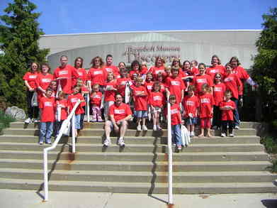 Kids For Christ T-Shirt Photo