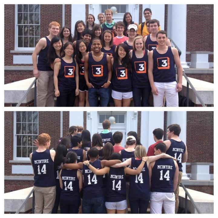 Uva Commerce School, Block 3 T-Shirt Photo