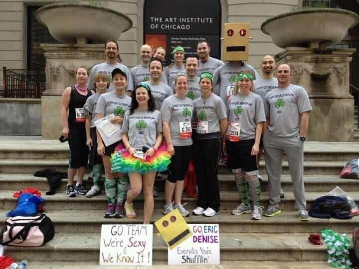 Everyday I'm Shufflin T-Shirt Photo