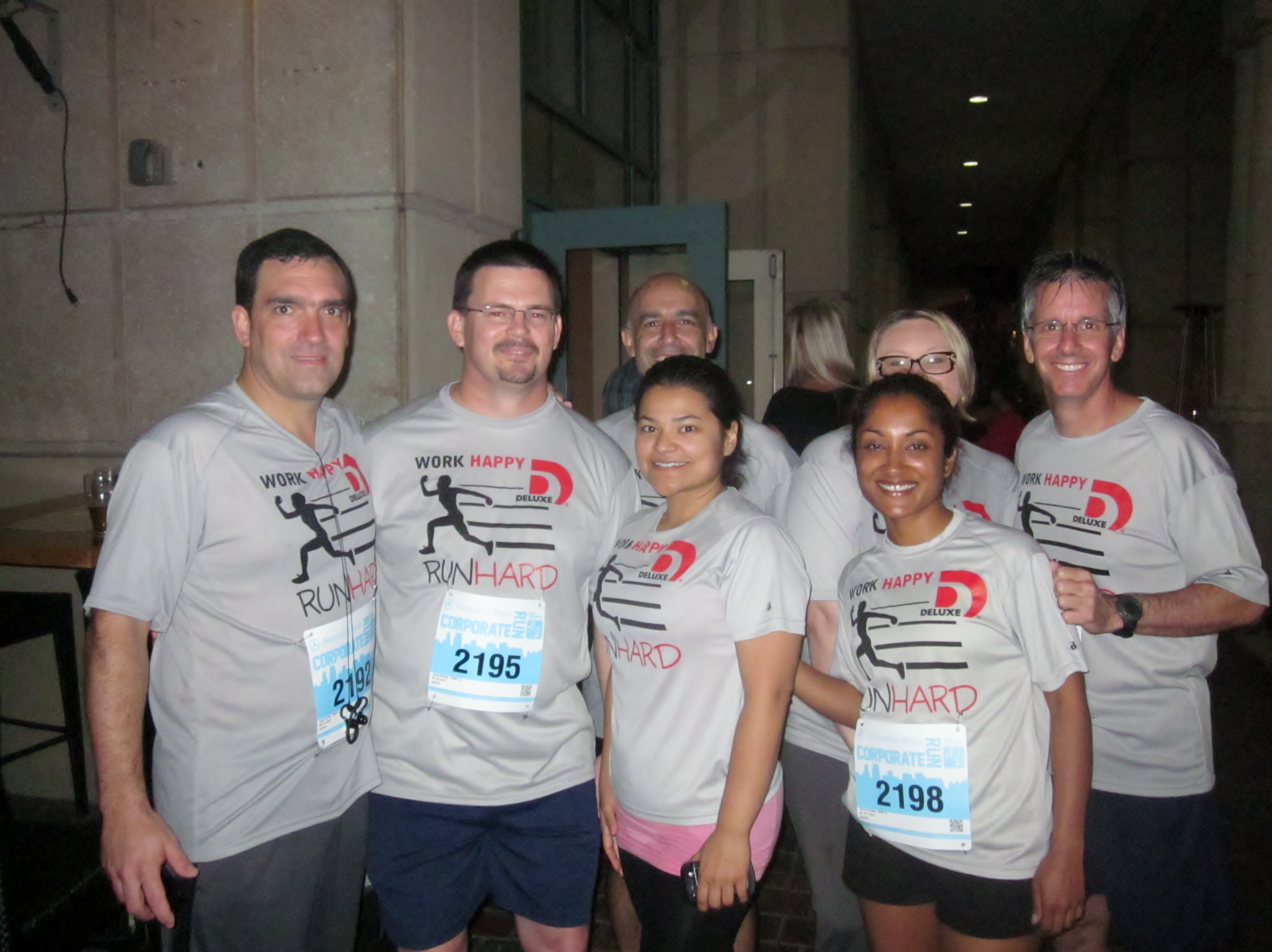 Company Race T Shirt Photo