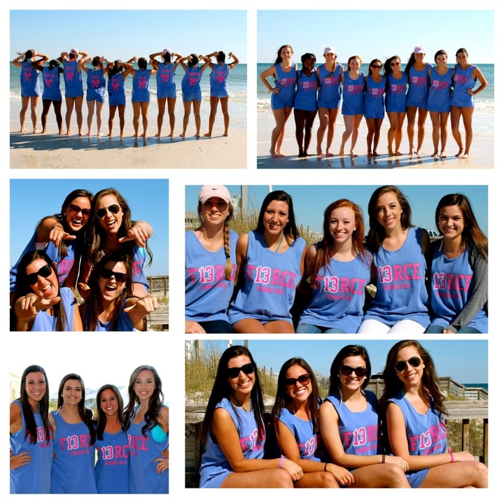 F13 Rce Senior Spring Break T-Shirt Photo