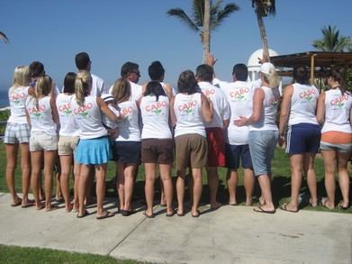 We Survived Cabo Summer 07 T-Shirt Photo