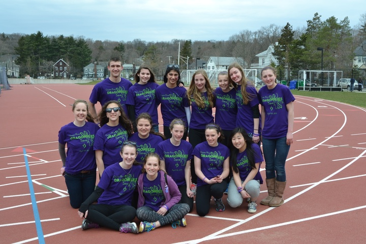 Oyster River Dragonflies Neda Walk T-Shirt Photo