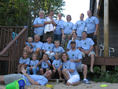 Beaver Island 2007 T-Shirt Photo