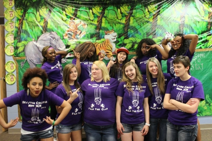 Hesston College Mod 3 Cn T-Shirt Photo