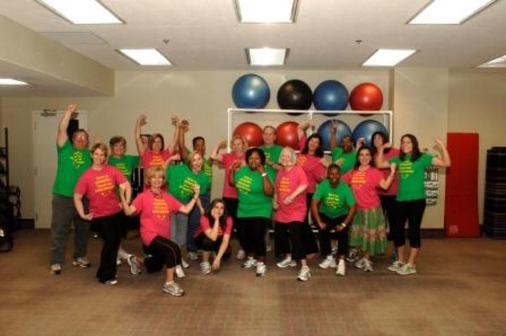 Eastman Group Fitness T-Shirt Photo