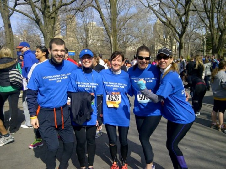 Tha Colon Cancer Challenge T-Shirt Photo