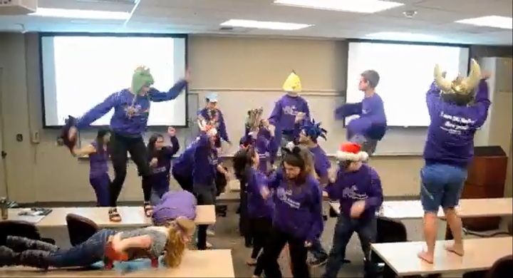 5 C Relay Harlem Shake T-Shirt Photo