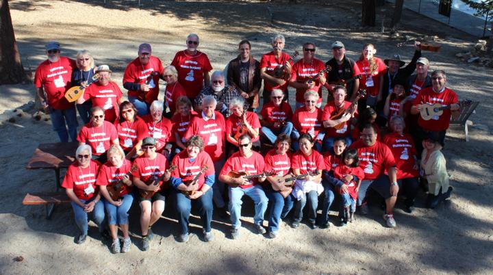 Ukelele Academy 2013 T-Shirt Photo