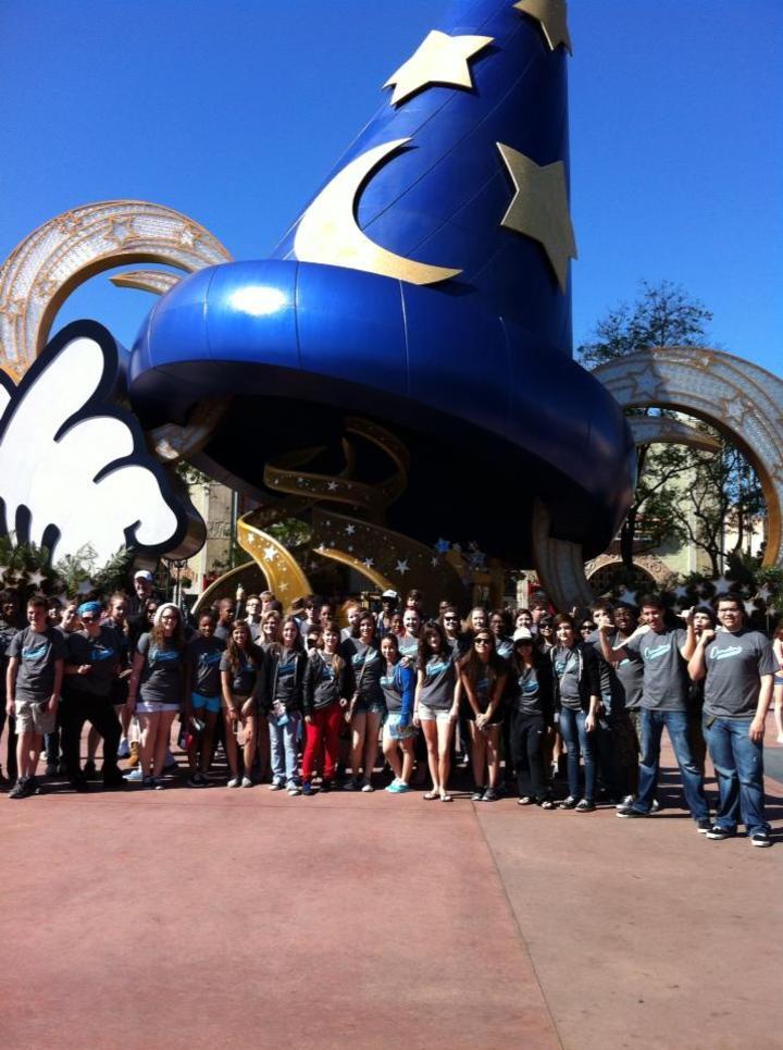 Disney 2013 T-Shirt Photo
