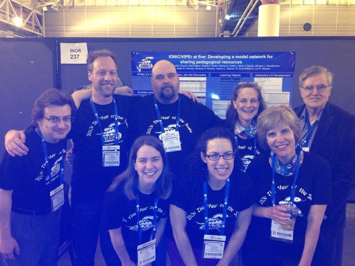 Vip Er At The American Chemical Society National Meeting T-Shirt Photo