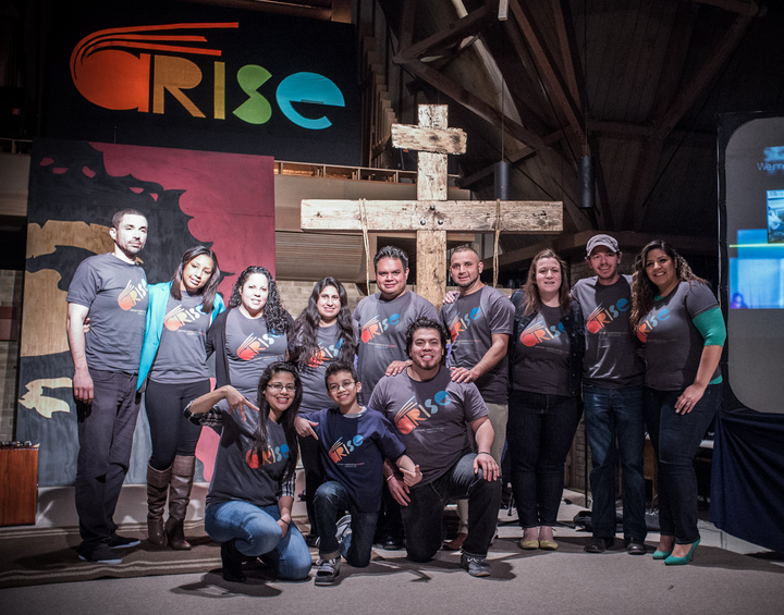 The Arise Crew T-Shirt Photo