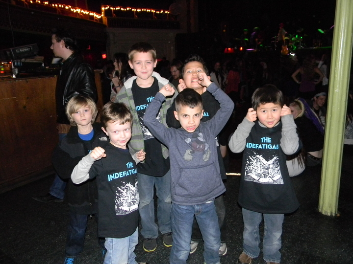 The Indefatigables Lil Army! T-Shirt Photo