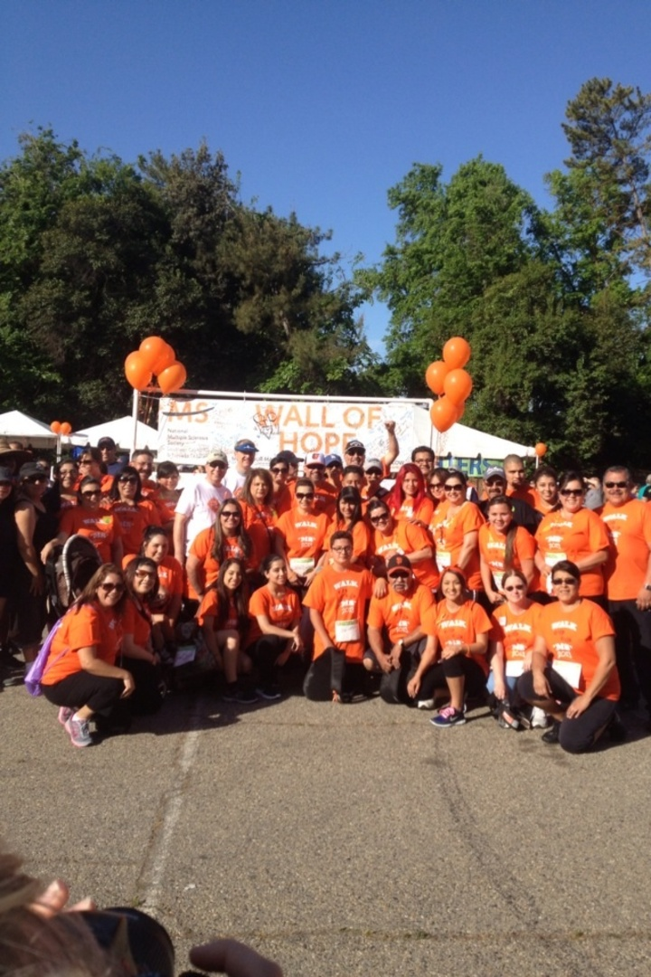 Walk Ms 2013 Fresno  T-Shirt Photo