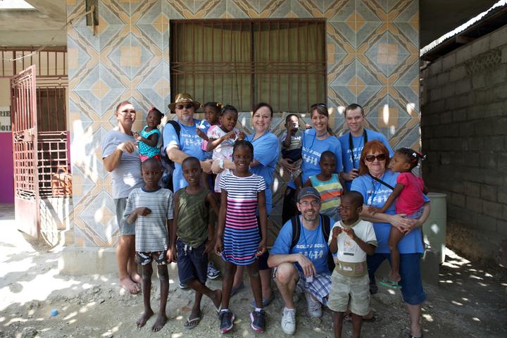 Sole2 Soul Goes To Haiti!! T-Shirt Photo
